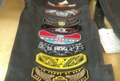 souvenier patches